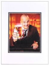 Al Murray Autograph Signed Photo